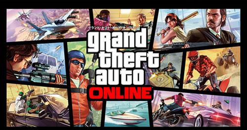 [PS3]「GTA5」グランド・セフト・オート:オンライン近日中に開始日発表